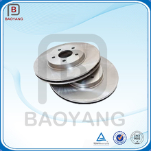 Professional grey iron material used for freightliner brake drum