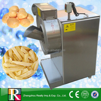 Industrial small scale 50kg/h automatic frying potato chips machine