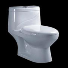 china wholesale sanitary ware one piece toilet