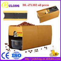 Wholesale price full autoamtic commercial DL-ZYJ02 sesame oil press machine for sale