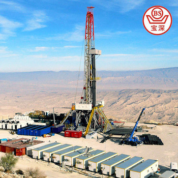 onshore oil drilling rig for sale /oil drilling rig
