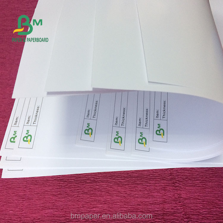 Jumbo Roll 80gsm 90gsm Art Card Paper High Brightness for notebook covers