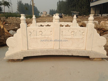 hand carving white marble stone Arches for garden decorative