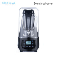 Sound Proof Cover Commercial Blender