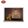 led Buddha design canvas prints for home wall