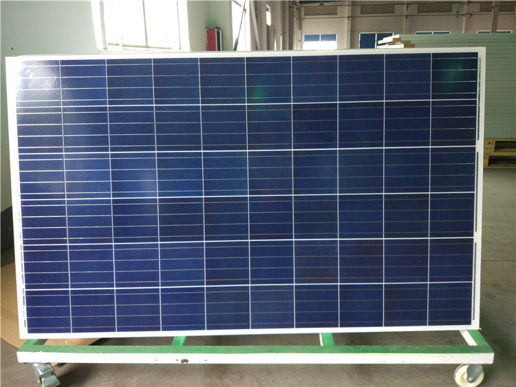 China supplier Polycrystalline Silicon Material and 1640*990*35mm Size poly solar panel 250w pv modules