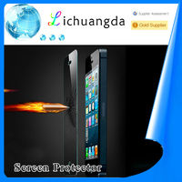 Explosion-proof tempered glass film for iphone5c screen protector