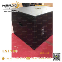 single 18inch 800W professional audio pa system outdoor show low bass speaker LS1200 subwoofer cheap price list