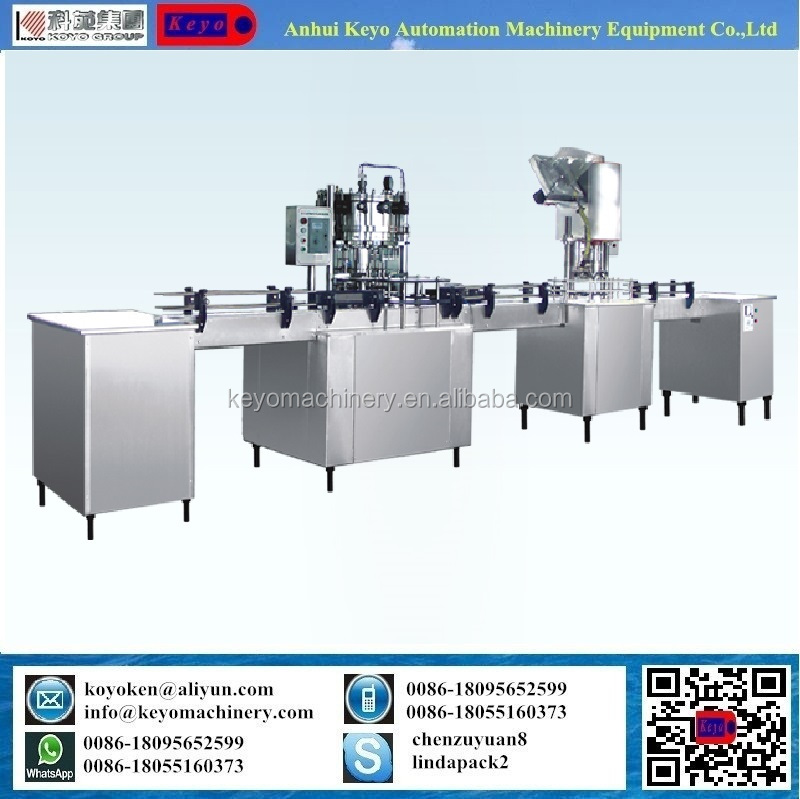 Energy Drink/Carbonated Drink Filling Line/Gas Water Production Line for Bottles