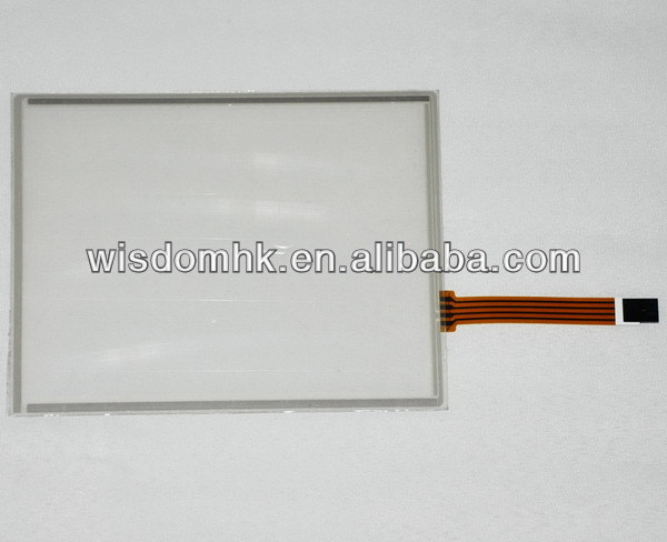8 INCH 4 WIRES Resistive LCD touch screen