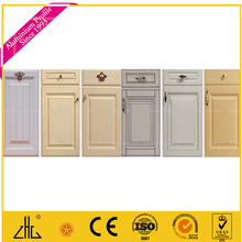 HOT !! Best Price furniture aluminium profiles/ kitchen cabinet aluminium profiles / wood grain aluminium frame kitchen doors