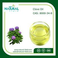 OEM Service Aromatic Essential OIL Clove Oil 85% Eugenol, Clove Oil Price