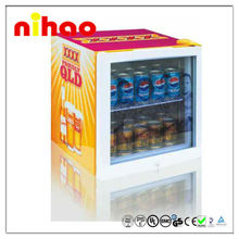 Mini Refrigerator Showcase