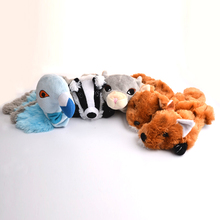 Hot selling interesting durable non-stuffing pet toy dog plush toy