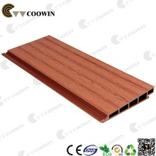 Modern red wood decorative 3d wall panels