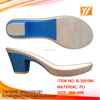 PU sole material to make sandals B-3001