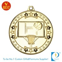 Best selling custom basketball sports medal