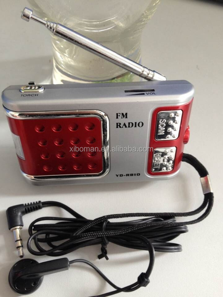 AS810 Personal Radio for Outdoor or Home