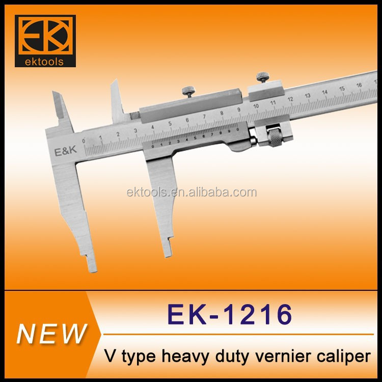 150-1000mm vernier caliper with caliper kit