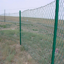 factory direct sale wholesale chain link fence panels with high quality and low price