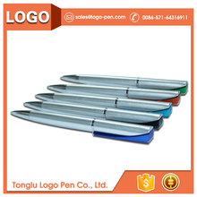 promotional plastic ballpoint free ink roller pen