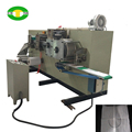 High speed toilet seat cover converting equipment