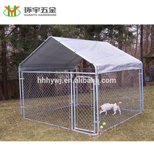 factory direct welded chain link mesh dog kennels outdoor