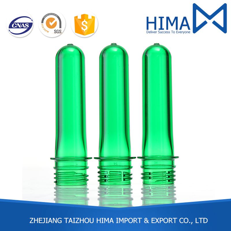 Factory Manufacture Various Low Defect Rate 25G Short Neck 28Mm Pet Preform