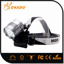 2015 T6 Headlamp And Mining Light Charger