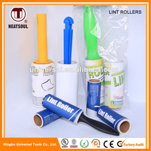Cleaning Roller for Cloth Promotional Printed Washable Mini Folding Lint Roller