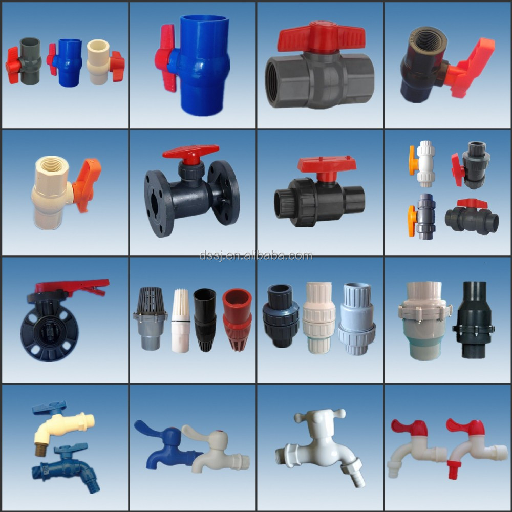Manufacturer/OEM colorful plastic PVC/CPVC water tap/faucet ...