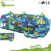 Ocean theme softplay kids indoor playground franchise