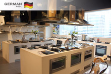 German Pool Manufacturer High Quality Moisture-proof Acrylic Display custom Kitchen Furniture Cabinets