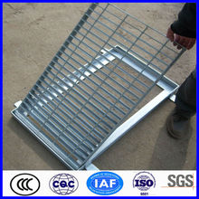 high quality galvanized concrete drainage ditch