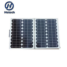 Lowest price per watt solar panel folding mono solar panel 40w
