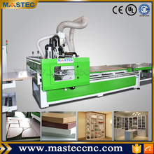 Automatic Feeding Nesting CNC Router Machine