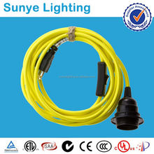 High quality electrical wire with switch and plug 200amp plug