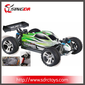 2016 Toys&Hobbies WLtoys A959-B 1/18 4WD Buggy Off Road RC Car brush motor 70km/h high speed car