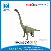 New arrival Soft PVC Dinosaurs toys long neck Brachiosaurus