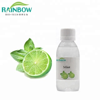 Xi'an Rainbow Supply Concentrated liquid Mint Flavourings /Aromas (PG/VG based )