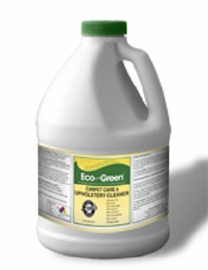 Eco-Green Carpet Care & Upholstery Cleaner