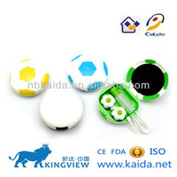 contact lens case kaida new A-8062 Plastic Cute Animal Contact Lens Case Containers for contact lense Len Case