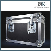 2013 RK-Aluminium Case with Adjustable Dividers and Die Cut Foam