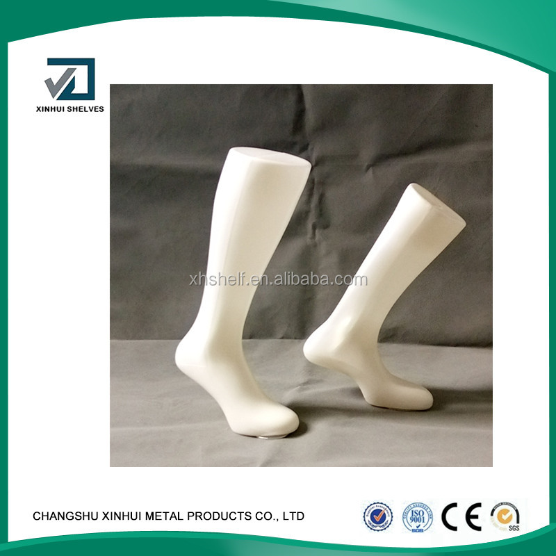 Hot!!! 2016 high quanlity durable plastic male/women/children foot mannequin/model for sale from China