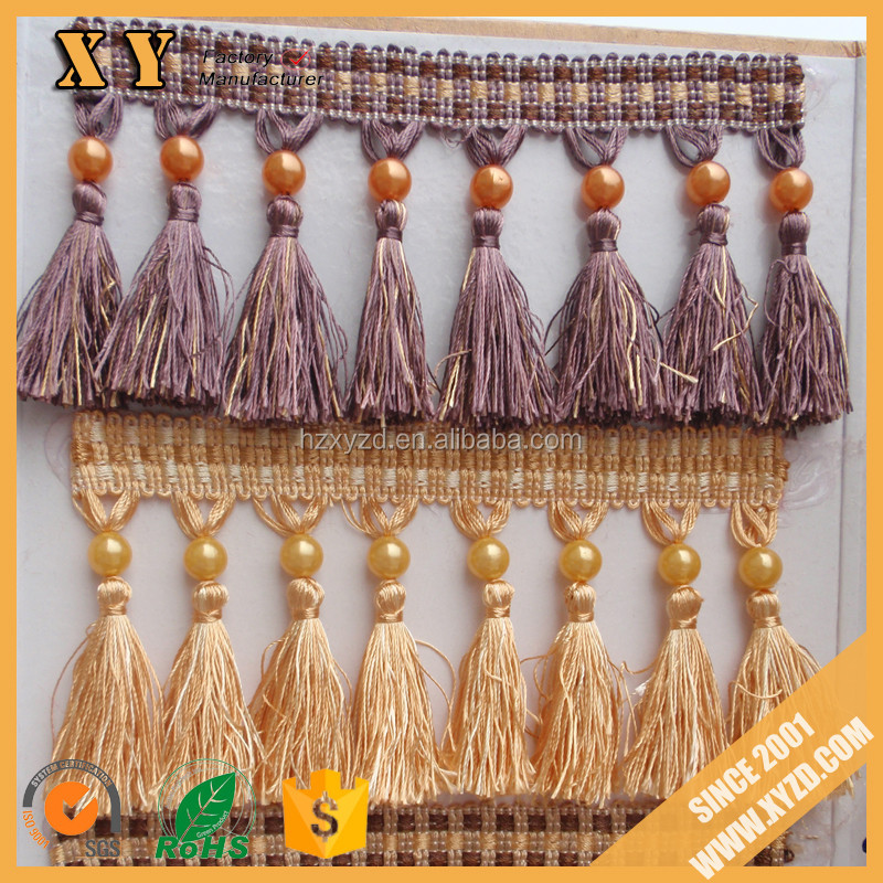 Corlorful Curtain Accessory/Lace / Trimming