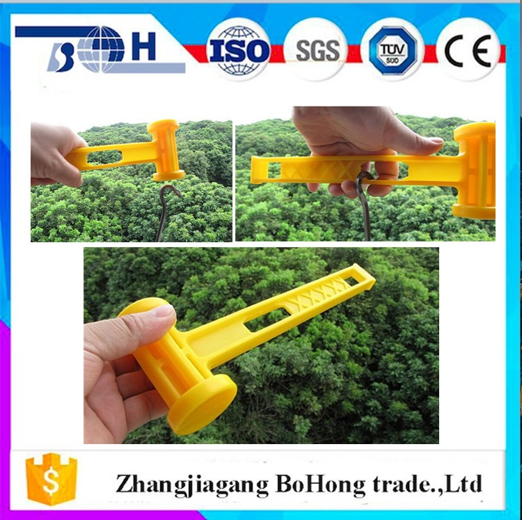 Best quality multi use plastic hammer for tent