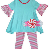 Adorable Fall Winter Soft Cotton Blue