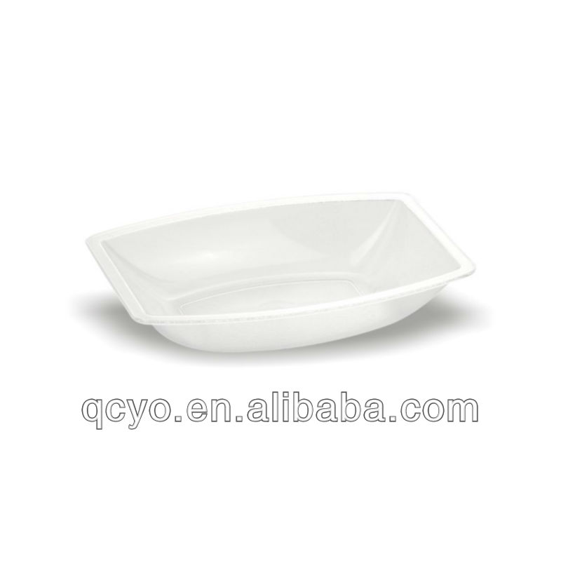 Easy to clean ,styrofoam food box for fast lunch