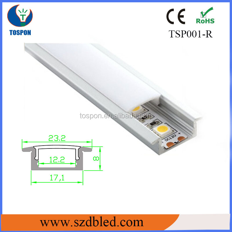 5630 aluminium profile led strip/led aluminim profile