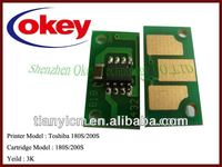 used copiers for Toshiba 180s chip